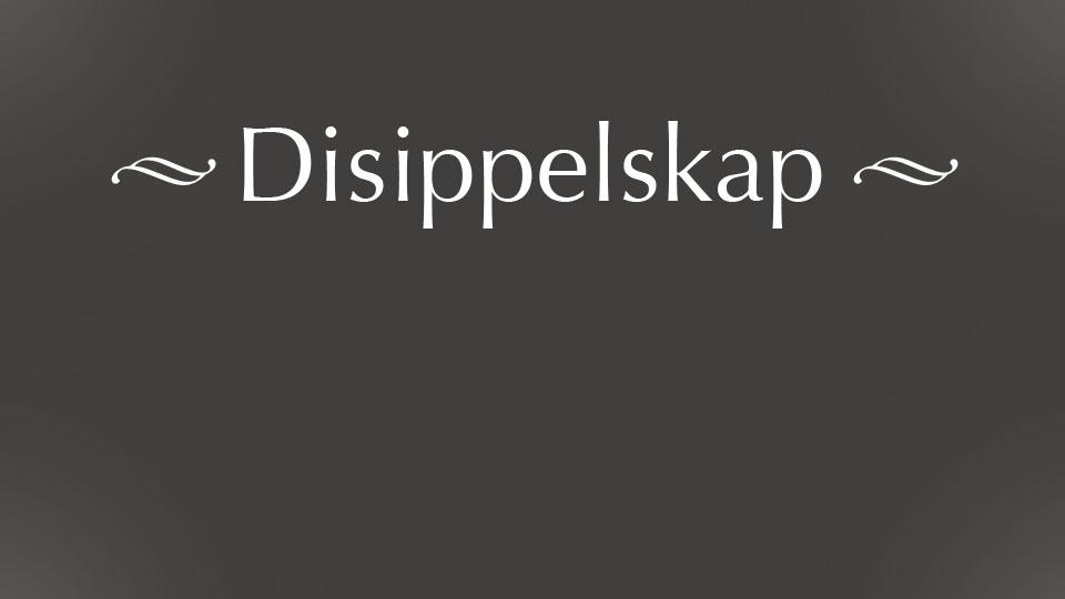 disippelskap