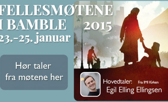 Fellesmøtene i Bamble 2015