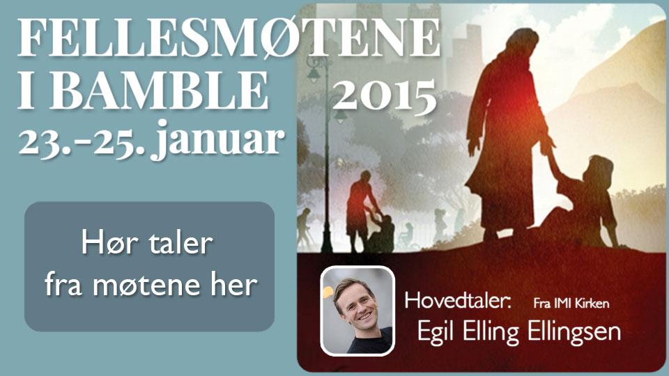 Fellesmøtene i Bamble 2015