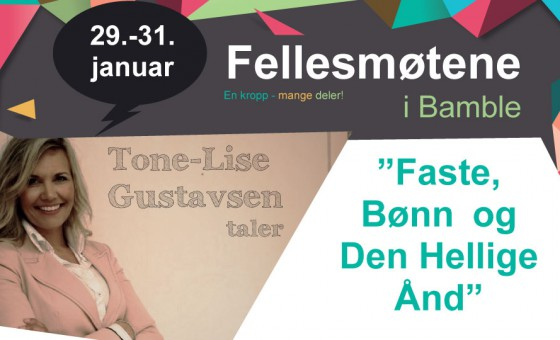 Fellesmøtene i Bamble 2016