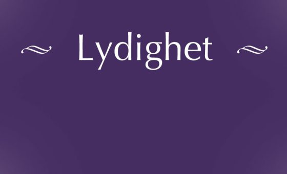 Lydighet